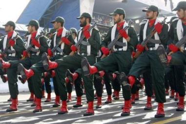 Iranische Elitetruppen